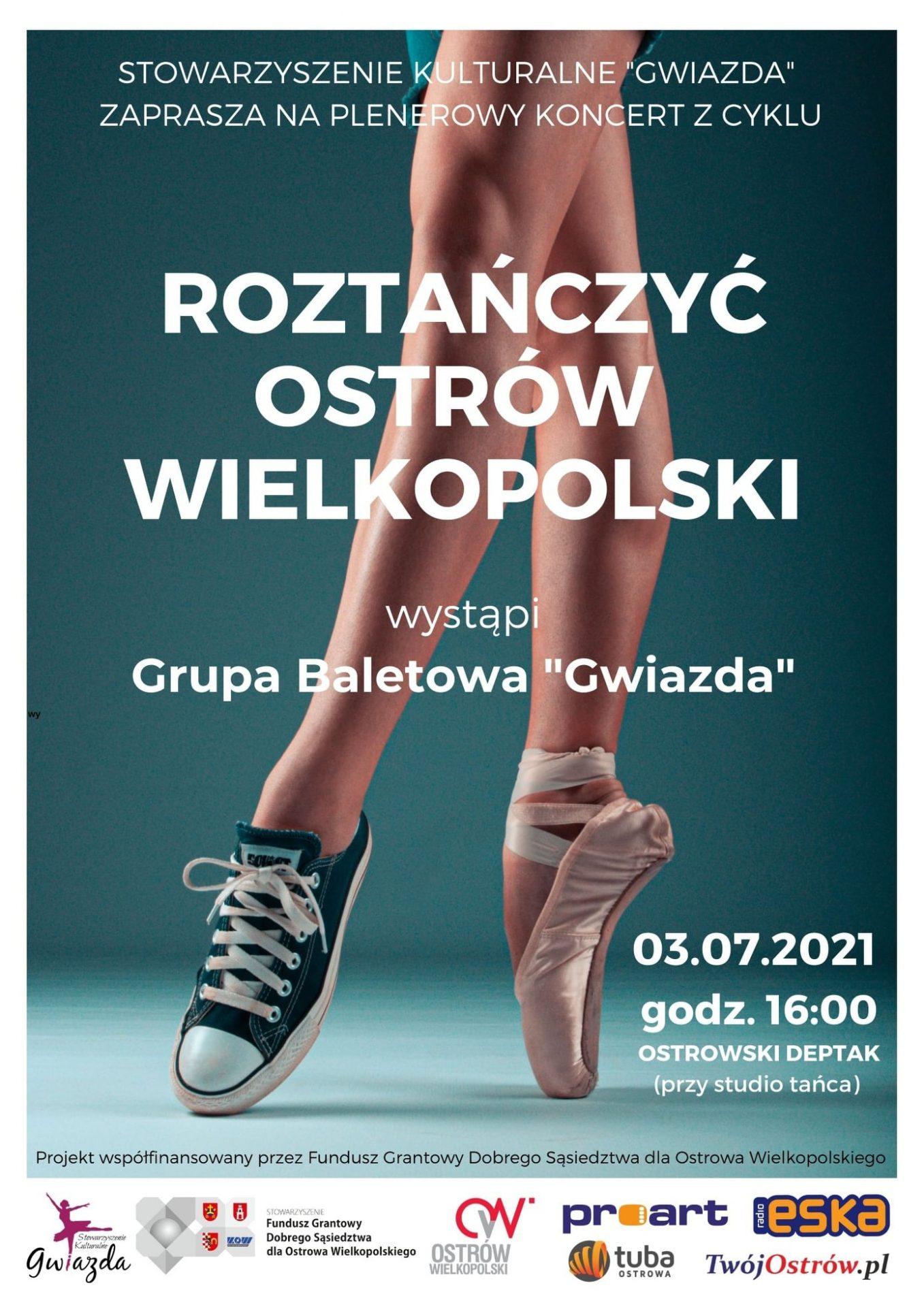 """""""Roztańczyć Ostrów Wielkopolski"""""""