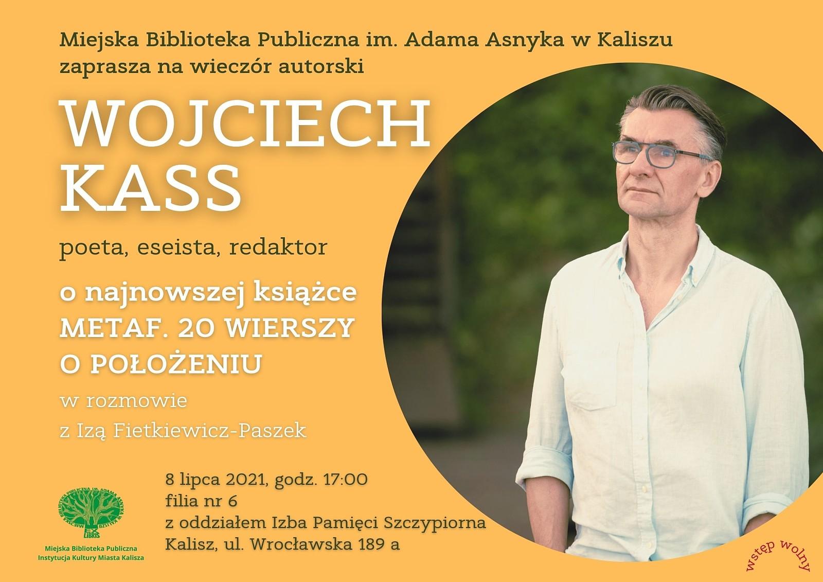 """""""Wojciech Kass"""""""