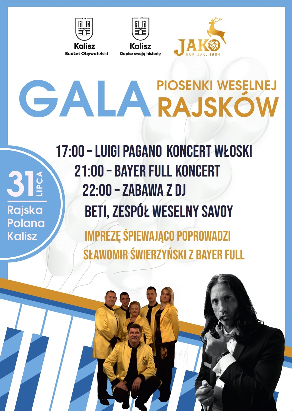 bayer full - Gala Piosenki Weselnej!
