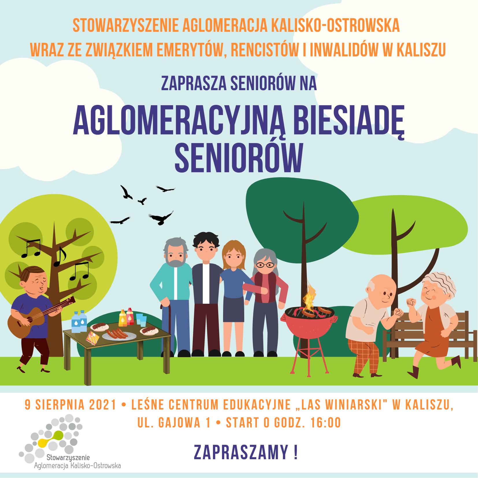 biesiada - Aglomeracyjna Biesiada Seniorów!