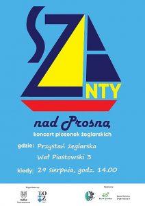 szanty 212x300 - Szanty nad Prosną!