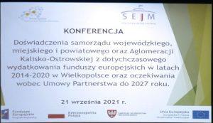 22 e1632297532537 300x173 - Wizyta Podkomisji stałej dospraw wykorzystania środków pochodzących zUnii Europejskiej.