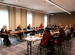 """6 300x221 - 22-23 września 2021 r. w Kaliszu odbyło się spotkanie projektowe w ramach międzynarodowego projektu pn. """"Zaangażowanie Publiczne na Rzecz Zrównoważonego Transportu Publicznego - PE4 Trans"""""""