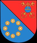 herb powiat ostrowski 129x150 - Powiat Ostrowski